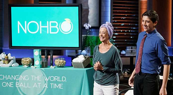 Nohbo, a startup founded by then 16-year old and backed by 'Shark Tank's' Mark Cuban, raises $3M seed funding to eliminate plastic bottles in personal care products