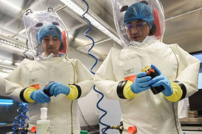 BREAKING:Border patrol found suspected SARS virus and flu samples in Chinese biologist's luggage: FBI report describes China's 'biosecurity risk'