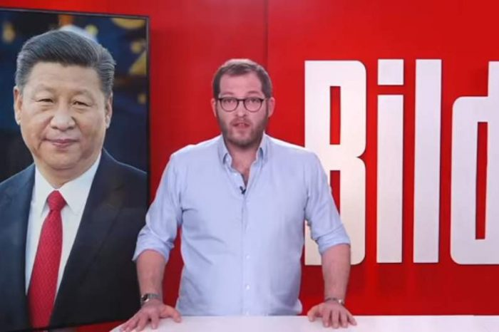 """""""China's greatest export is coronavirus,""""Germany's largest newspaper BILD condemns China for endangering the world (Video)"""