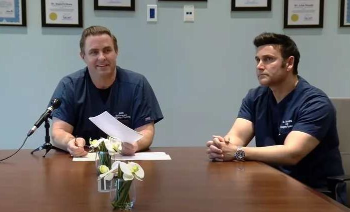 Two California Doctors, Dan Erickson and Artin Massihi, say current quarantine approach is not based on science and recommend shelter-in-place order be lifted