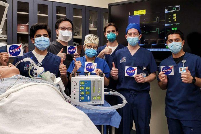 FDA approves emergency use of the new NASA-developed ventilator to treat coronavirus patients
