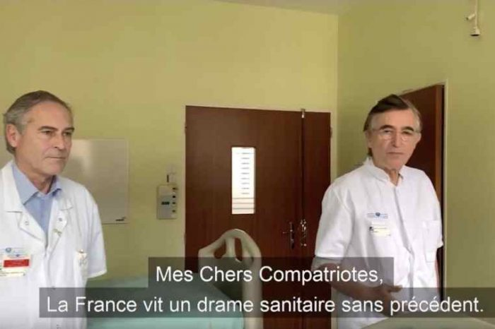 Coronavirus treatment: 12 French doctors file a petition calling on French Prime Minister and Minister of Health to urgently make hydroxychloroquine available in all French hospital pharmacies