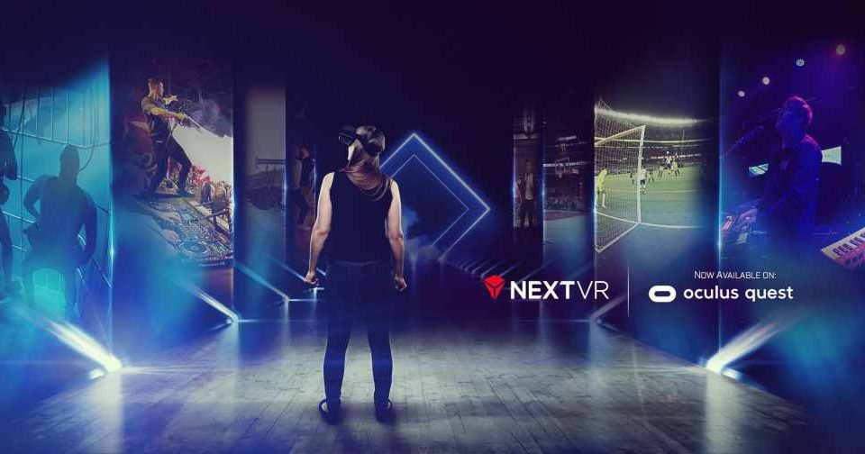 Apple Reportedly Targeting Event-Streaming Firm NextVR For $100 Million Acquisition