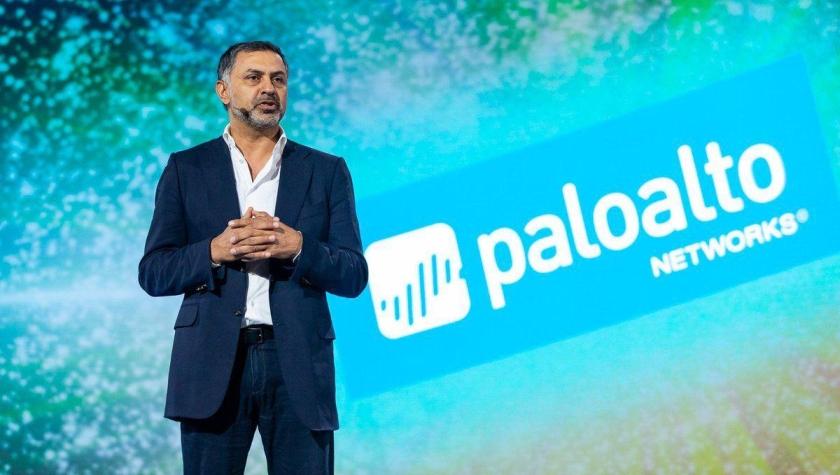 Nikesh Arora, CEO de Palo Alto Networks.