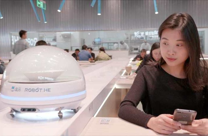 Post coronavirus restaurants: These little robots may soon replace human waiters
