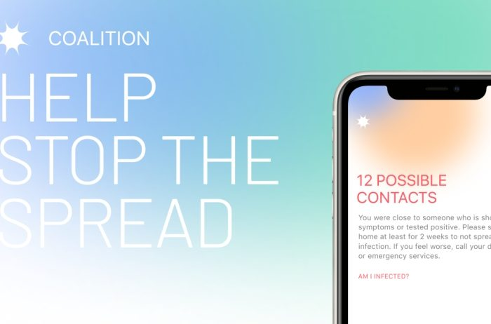 IoT tech startup Nodle launches Coalition, a free, privacy-first contact tracing app to help stop the spread of coronavirus (COVID-19)