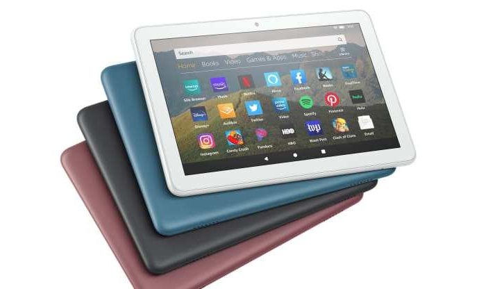 Amazon launches trio of Fire HD tablets as people spend more time at home, starting at $89.99