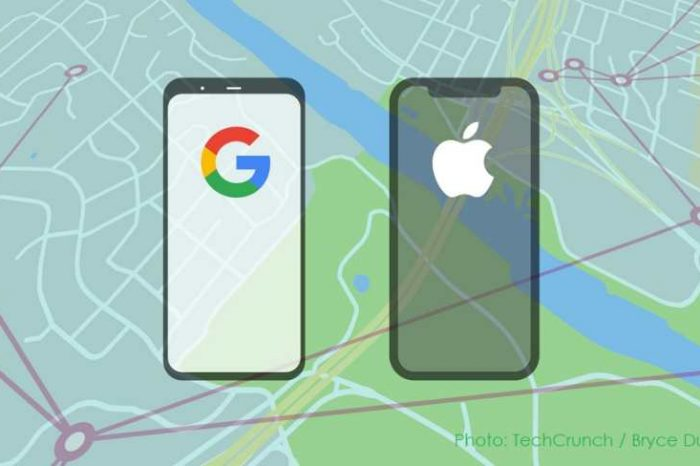 Apple and Google reveal a sneak peek of their new COVID-19 contact tracing system that will send you a notification if you were near someone who has the coronavirus