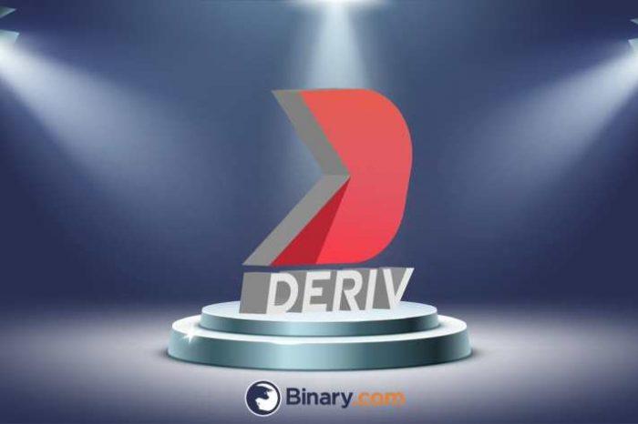 Online trading platform Binary.com rebrands to Deriv.com