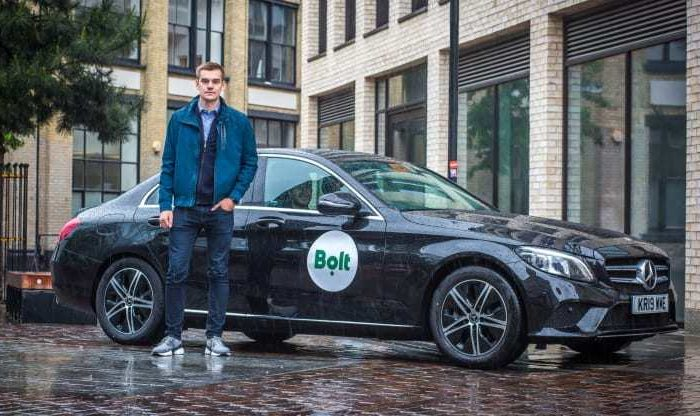 European Uber rival Bolt raises $110 million in new funding; now valued at $1.9 billion