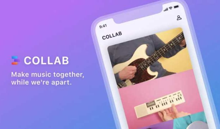 Facebook launches Collab, a TikTok-style app for making collaborative music videos with friends
