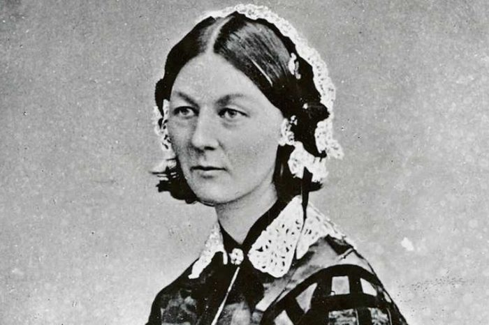 Florence Nightingale, the world's first nurse, was born 200 years ago today