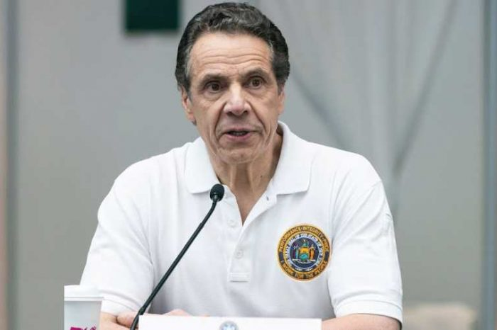66% of new coronavirus hospitalizations in New York are from people on lockdown who had been staying home; Governor Cuomo says it's 'shocking'