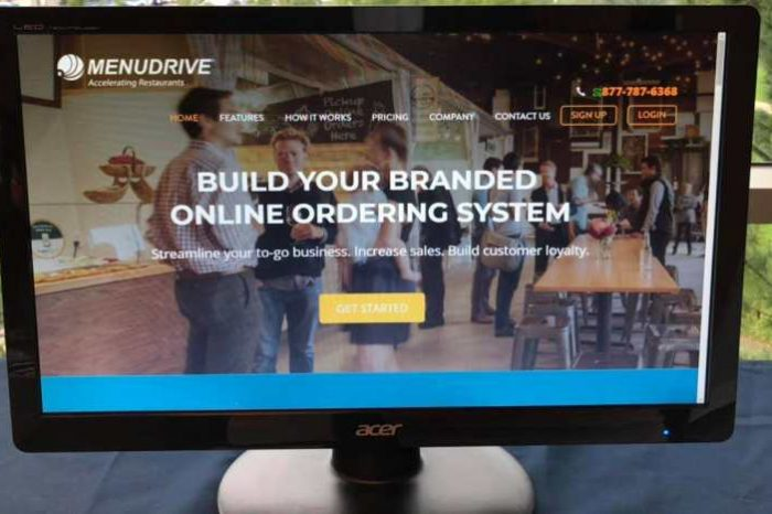 MenuDrive launches Online Ordering Self Sign-up to enablerestaurants to start selling online in under one hour