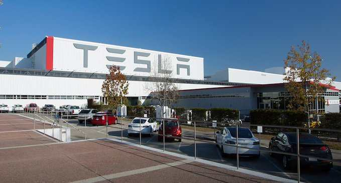 President Trump tweets his support for Elon Musk as Tesla reopens Fremont factory in defiance of California stay-at-home-order