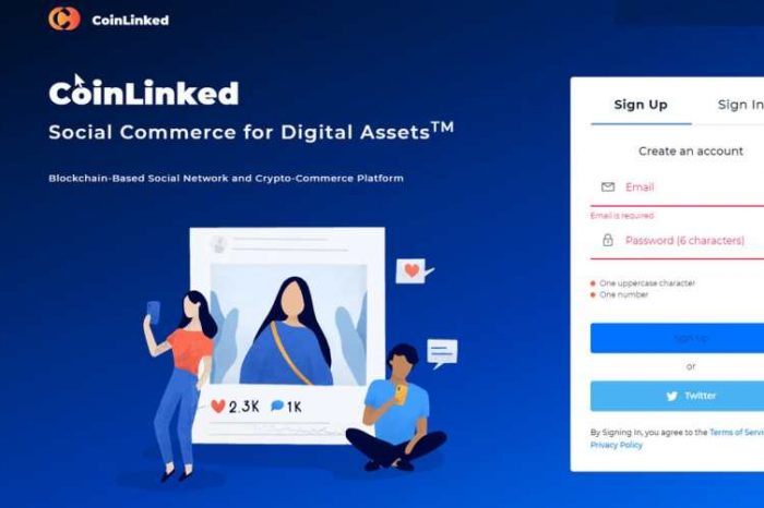CoinLinked launches the first crypto shopping app that lets consumers purchase any product from any website using digital currencies such as Bitcoin, Ethereum, or Tether