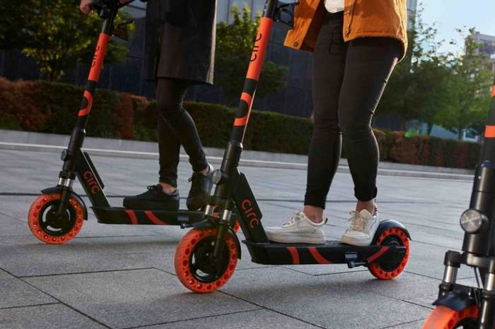 California scooter sharing startup Bird isscrapping over 8 thousands of its electric scooters in the Middle East