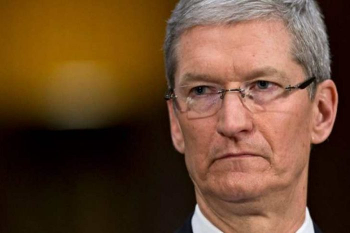 Speaking up on racism: Tim Cook just published an open letter on racism; here it is