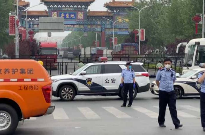 Parts of Beijing on lockdown after major new COVID-19 outbreak; fear of second wave after new confirmed cases appear for the first time in more than 50 days