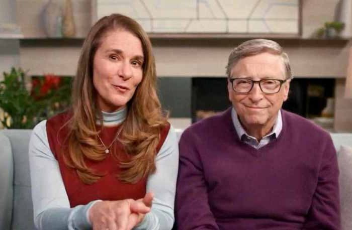 Microsoft founder Bill Gates slams President Trump for blaming other countries like China for coronavirus pandemic, as he and Melinda blame the U.S. for lack of leadership