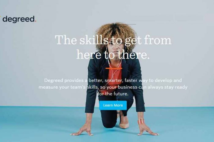 Upskilling platform Degreed bags $32 million in funding to fast-track capabilities for upskilling, reskilling and redeploying workers at scale