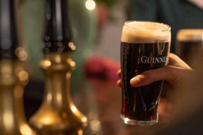 Diageo, maker of GUINNESS, launches $100 million Recovery Fund to help pubs and bars welcome back customers after coronavirus lockdown