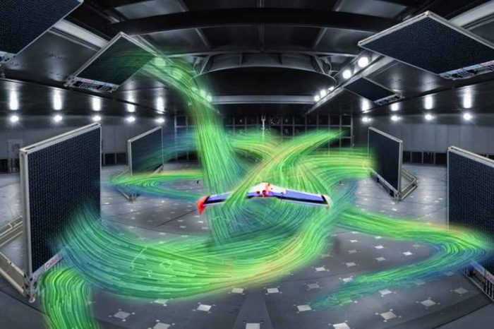 NUAIR, WindShape and Syracuse University Grad Students Team-up on UAS Wind Tunnel Project