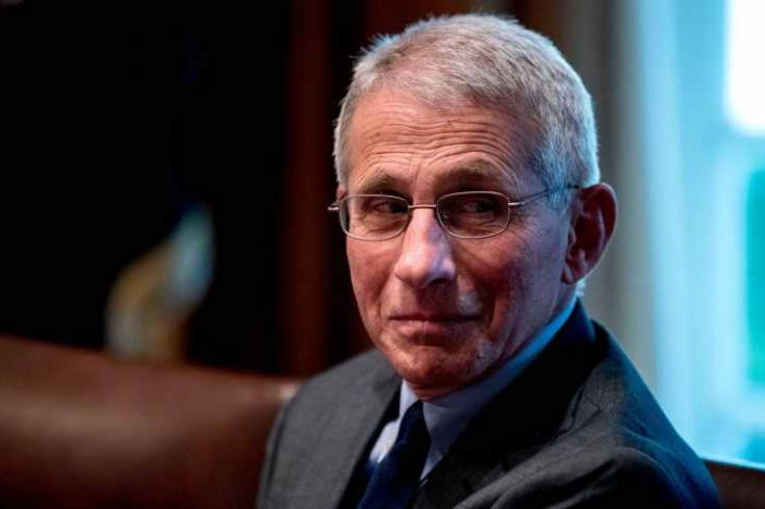"Dr. Fauci warns coronavirus could be as bad as 1918 flu pandemic, even as unearthed report shows he backed the controversial ""Gain-of-function"" research in Wuhan Lab"