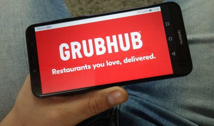 Just Eat Takeaway, Delivery Hero are reportedly in talks to acquireGrubhub