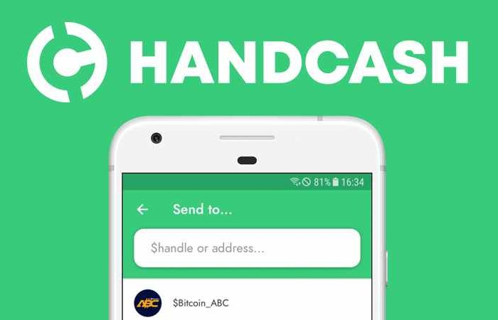 Bitcoin Wallet HandCash secures additional funding to make it easier to send Bitcoin to anyone as if they were cash