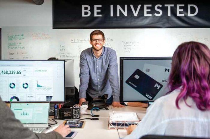 Chicago-based fintech startup M1 Finance raises $33 million Series B funding to be the broker for the new app economy