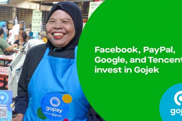 Facebook, PayPal, Google invest in Indonesia's ride-hailing tech startup Gojek to boost digital payments