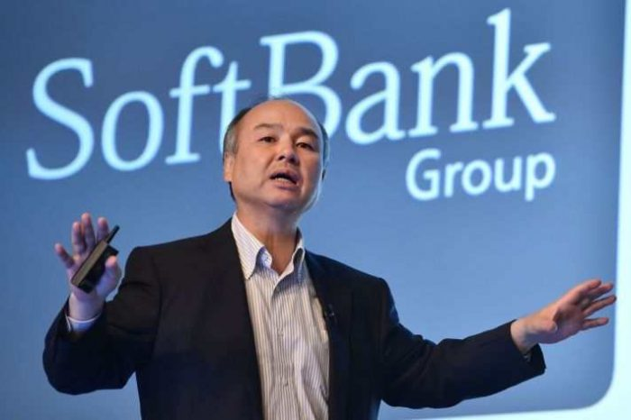 SoftBank expands its investments beyond tech startups; buys $1.2 billion stake in Amazon with additional investments in Netflix, Tesla, others