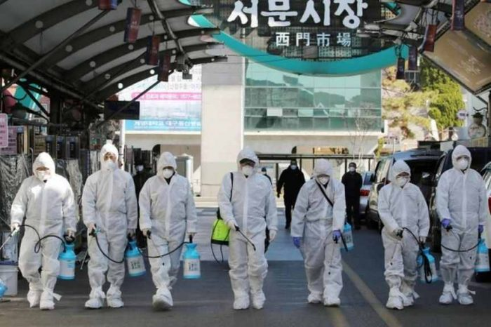South Korea sees 'second wave' of coronavirus even as U.K. and Italy downgrade coronavirus threat level
