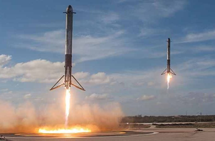 SpaceXFalcon 9 landing never gets old
