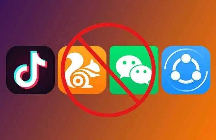 India government bans 59 Chinese apps including TikTok, WeChat, and UC Browser