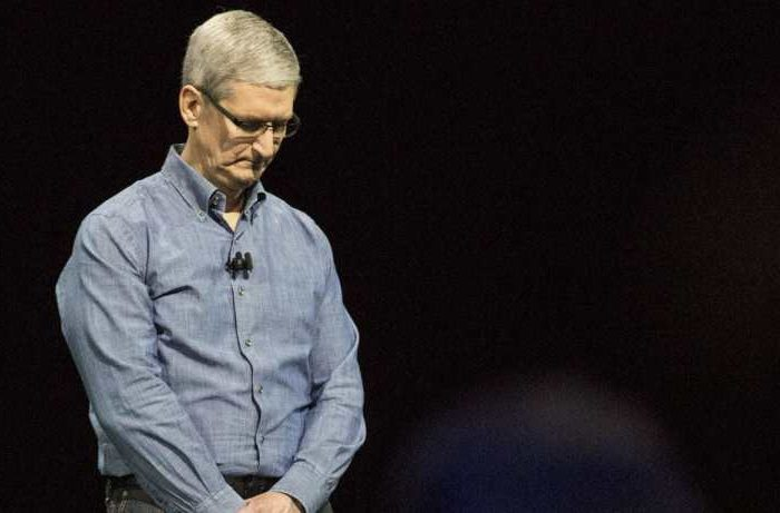 Here's the email Tim Cook sent to Apple employees about the killing of George Floyd