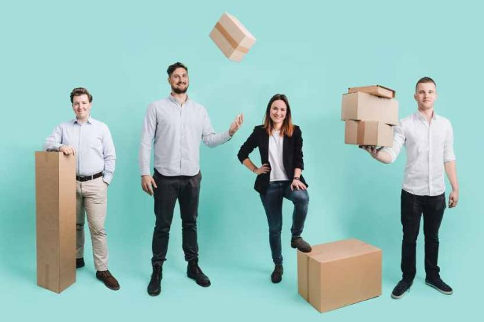 Austrian logistics startup byrd raises $5.8M Series A to scale its global e-commerce fulfillment platform to online shops