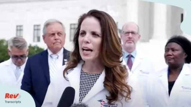Dr. Simone Gold, the COVID-19 doctor fired from her hospital job over hydroxychloroquine viral video, is asking for donations and public support