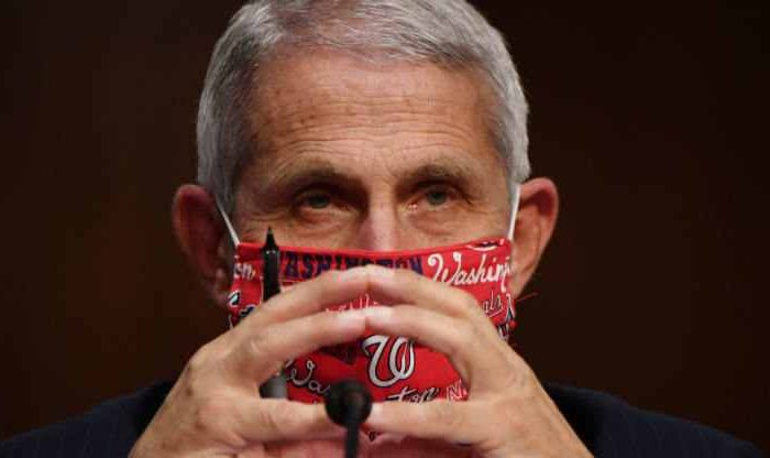 Dr. Fauci contradicts CDC's updated guidance that shows just 6% of reported US coronavirus deaths are caused by ONLY COVID-19.'There are 180,000-plus deaths' in U.S.