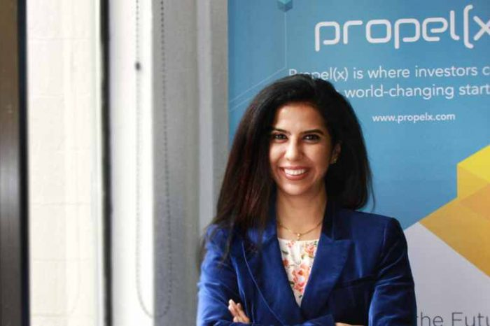 Propel(x) raises $5.5M in funding for its online investment platform that connects science and tech startups with investors
