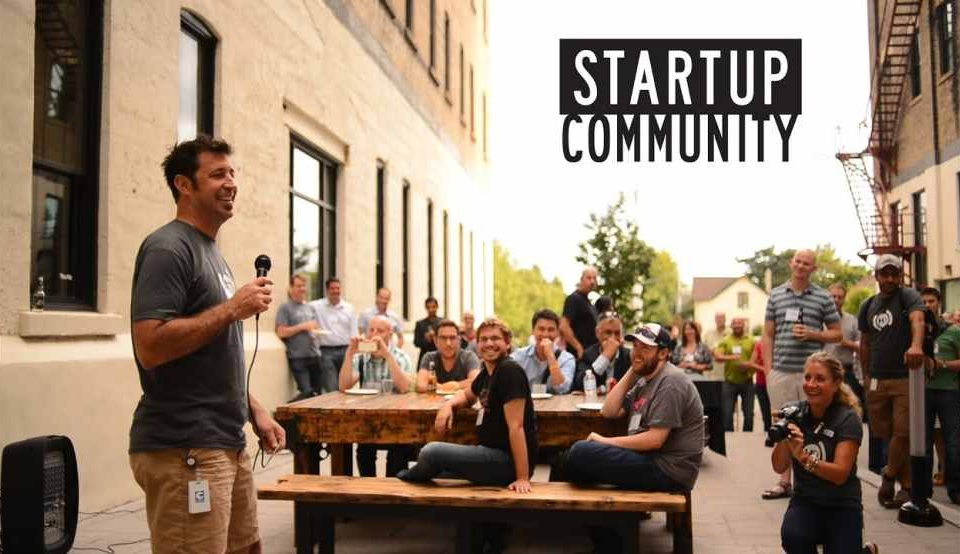 How to Break into A Startup Community And Build Your Network
