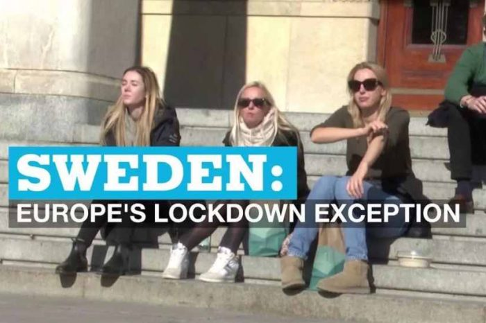 Herd immunity seems to be working for Sweden: Sweden, which never had lockdown, sees COVID-19 cases go down as rest of Europe fears second wave of coronavirus