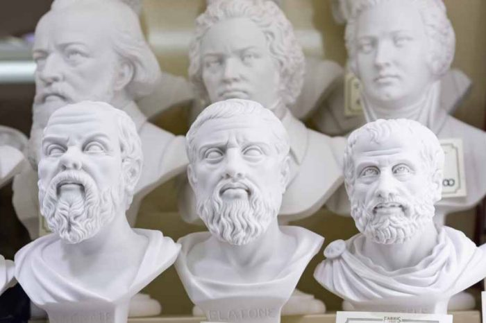 If Plato, Socrates and Aristotle had Twitter, what would we have learnt from them to make it more secure?
