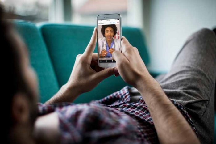 Google is investing $100 million in telehealth provider Amwell, as the telehealth startup files for IPO