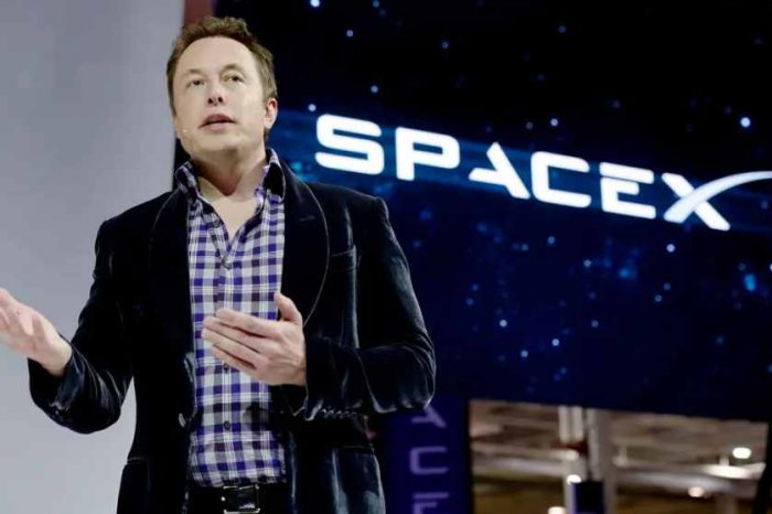 SpaceX's worth skyrockets to $46 billion after $1.9 billion funding boost from Fidelity, others