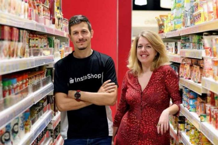 InstaShop, a hyperlocal grocery app startup founded in 2015 by two college students, sold to Delivery Hero for a whopping $360 million