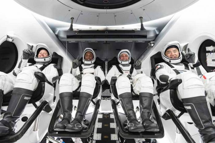 NASA, SpaceX targeting October for next astronaut launch
