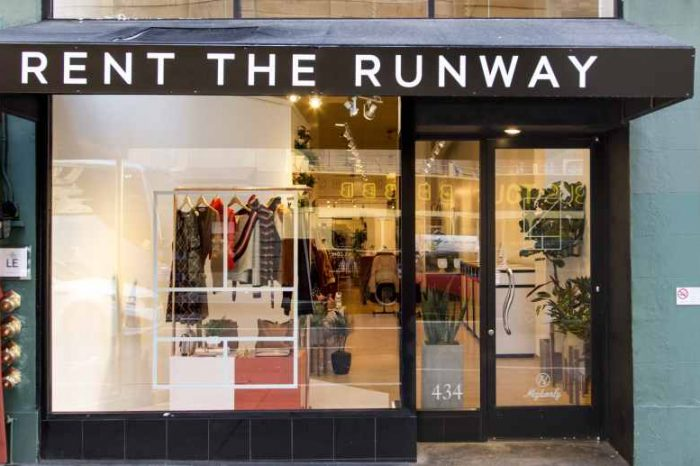 Rent the Runway, a $1 billion fashion startup, is permanently closing all of its physical stores as coronavirus ravages retail