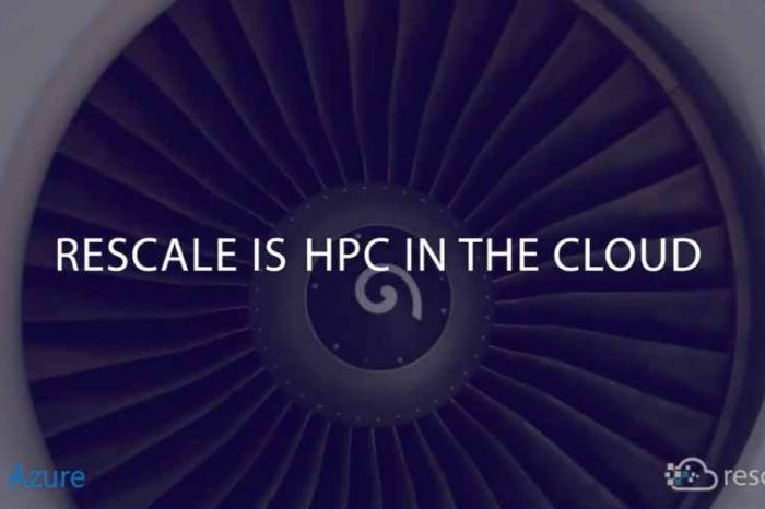 Rescale accelerates enterprise high-performance computing (HPC) with two key executive appointments